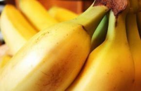 Банани покращують чоловічу потенцію