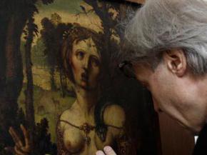 В Италии нашли украденную 30 лет назад картину Дюрера