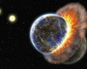 Золото та платина були занесені на Землю з космосу