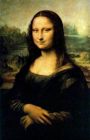В портрете Моны Лизы обнаружили зашифрованные буквы и цифры