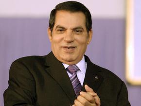 Туніс видав ордер на арешт поваленого президента