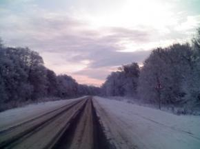 В Украине ожидаются 20-градусные морозы