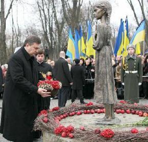 Янукович заверил турков, что Голодомор - не геноцид