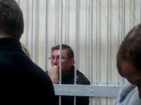 Луценка залишили у в'язниці
