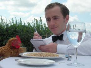 В Великобритании открыли отель для кур