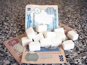 Скасовано ліцензії на оптову торгівлю цукром в Україні