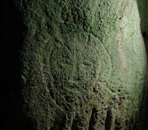В пещере на Тиморе нашли изображения человеческих лиц возрастом 12 тыс. лет