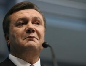 Янукович не поздравил украинцев с Днем родного языка