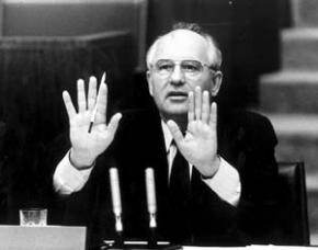 За незалежність Литви Горбачов вимагав