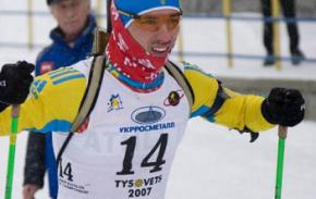 Украинцы стали восьмыми в эстафете на чемпионате Европы по биатлону