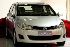 Украинский автомобилестроительный завод уже продает новый автомобиль