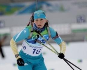 Біатлон: Українська біатлоністка завоювала срібну медаль на Чемпіонаті Європи