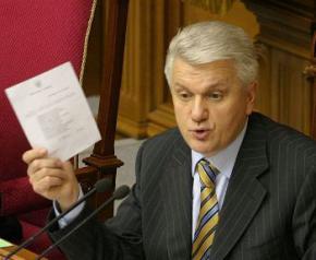 Литвин подал в суд на Мельниченко