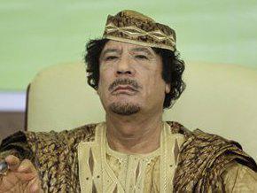 Каддафі заявив, що готовий пробачити Захід, якщо той перепросить