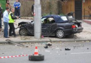 Прокуратура Севастополя зажадала 10 років в'язниці футболістові, який збив на смерть жінку з дітьми