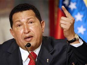 Чавес заявив, що він стане наступною ціллю імперіалістів після Каддафі