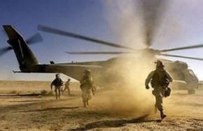 У Лівії висадився десант США, Британії та Франції