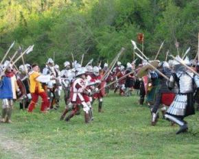 Буковина в ожидании II Международного фестиваля исторической реконструкции средневековья