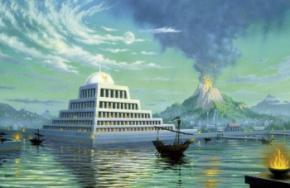 Американские ученые заявили, что нашли Атлантиду в испанских болотах