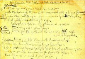 Рукопис Джона Леннона оцінили у $ 200 тисяч