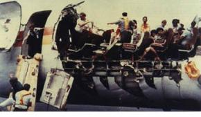 Что происходит в самолёте при разгерметизации