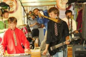 Украинские музыканты проведут экологическую акцию