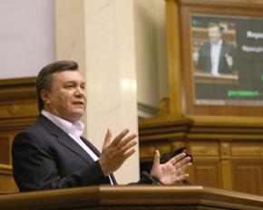 Янукович обіцяє поставити крапку в гучних справах