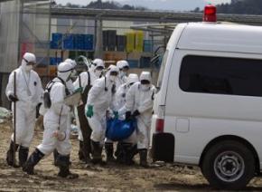 Японські пенсіонери зголосилися замінити молодь на Фукусіма