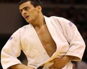 Георгий Зантарая стал лучшим спортсменом апреля в Украине