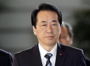 Японский премьер отказался получать зарплату до окончания кризиса