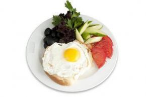 Сніданок, 6 варіантів повноцінного та корисного сніданку