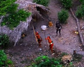 В амазонских джунглях обнаружили племя, которое не имеет понятия о времени