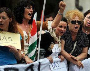 В Італії оголошено загальнонаціональний страйк