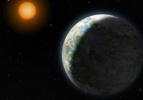 Нова потенційно придатна для життя планета знову привернула увагу вчених