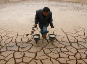 Десятки мільйонів китайців страждають від рекордної посухи