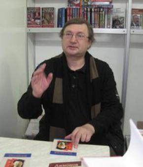 Син Павла Загребельного написав про батька книгу