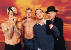 Red Hot Chili Peppers выпускает новый альбом