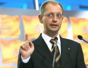 В Україні ніколи ні за яких обставин не буде проросійського президента, - Яценюк