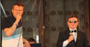В Одессе депутат горсовета  Григорий Кваснюк назвал слепых артистов со Львова фашистами