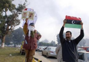 Лівійські повстанці заявили, що ще одна країна визнала їх законною владою