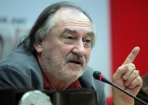 Богдан Ступка планирует организовать в Украине международный театральный фестиваль