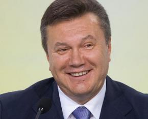 Янукович поспівчував українцям