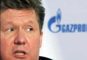 Миллер назвал условие скидки цены на газ для Украины