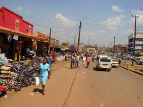 В Уганде невзорвавшаяся бомба служила школьным звонком
