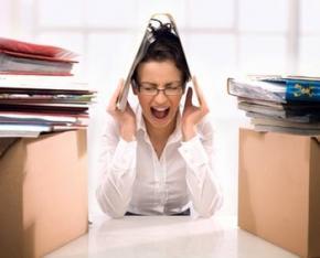 Стрес робить жінку непривабливою для чоловіків