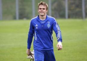 Вратарь Динамо Максим Коваль признан лучшим молодым игроком сезона