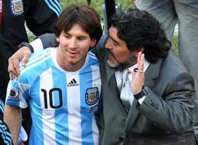 Месси превзошел Марадону по количеству голов, забитых за зборную Аргентины
