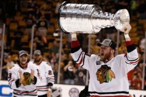 Обладателем Кубка Стэнли 2013 стал клуб НХЛ