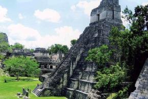 У Мексиці знайшли загублене місто майя