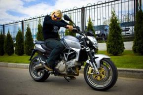 Олег Скрипка на мотоциклі збив пішоходів